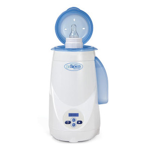 Best bottla warmer Dr. Brown's Natural Flow Deluxe Bottle Warmer