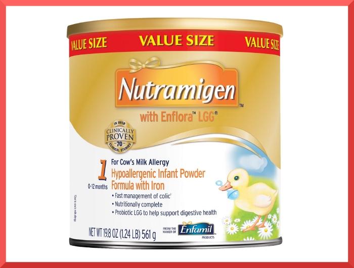Nutramigen Baby Formula Photo