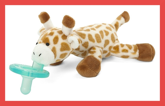 WubbaNub Infant Pacifier Photo