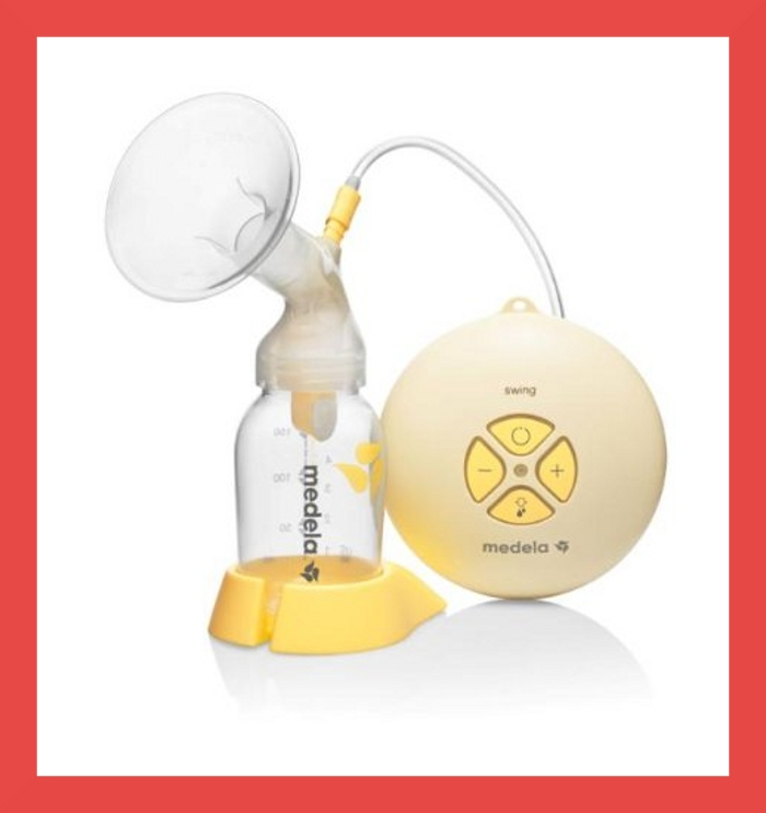 Medela Swing Breast Pump Photo