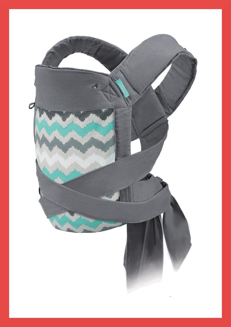 365718e33e6 Infantino Sash Wrap and Tie Baby Carrier
