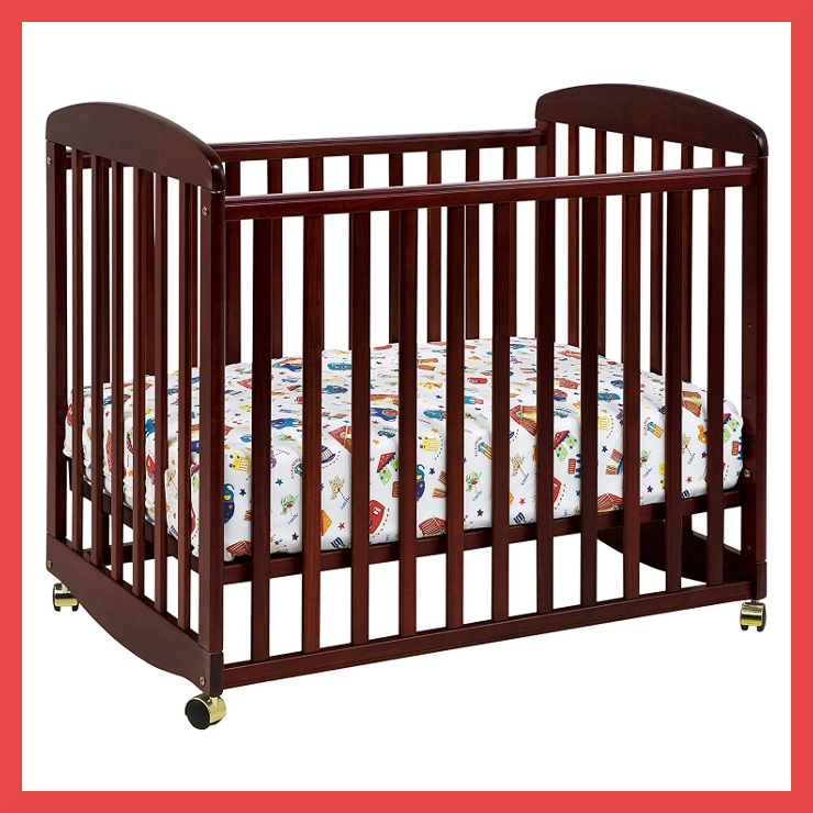 DaVinci Alpha Mini Rocking Crib Photo