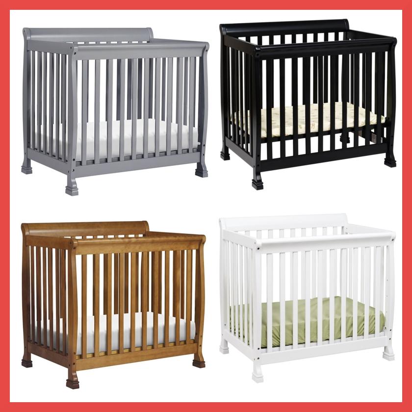 DaVinci Kalani Mini Crib Colors