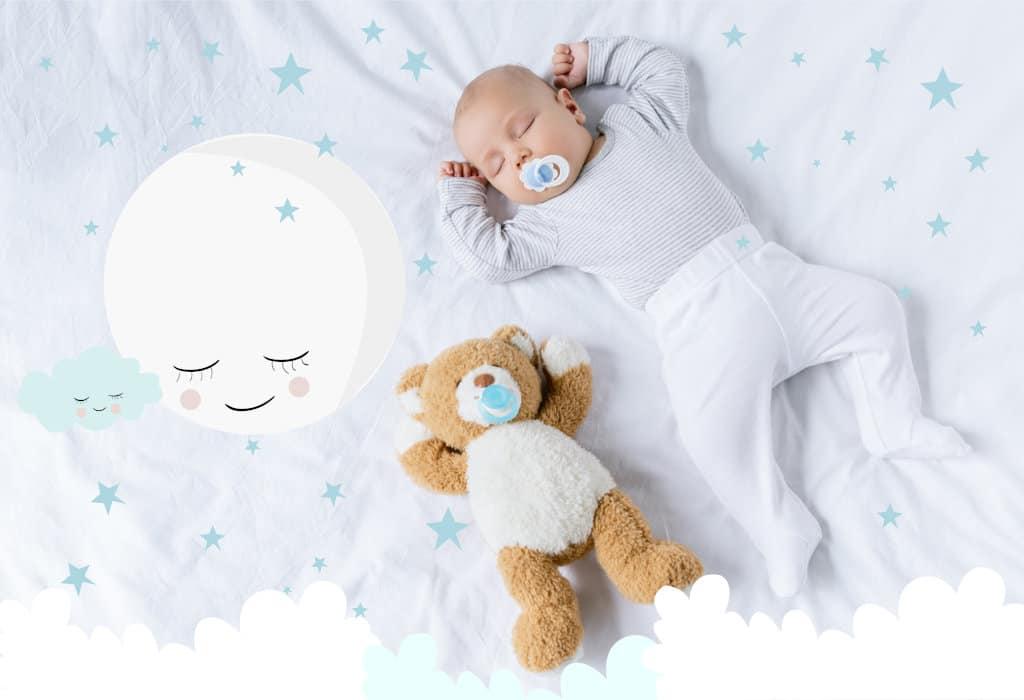When do babies start sleeping through the night