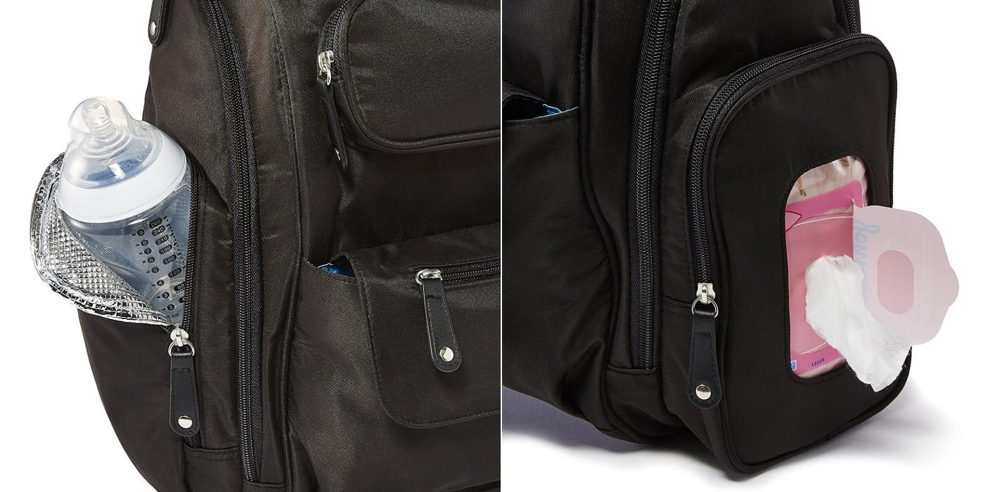Bag Nation Diaper Bag Pockets