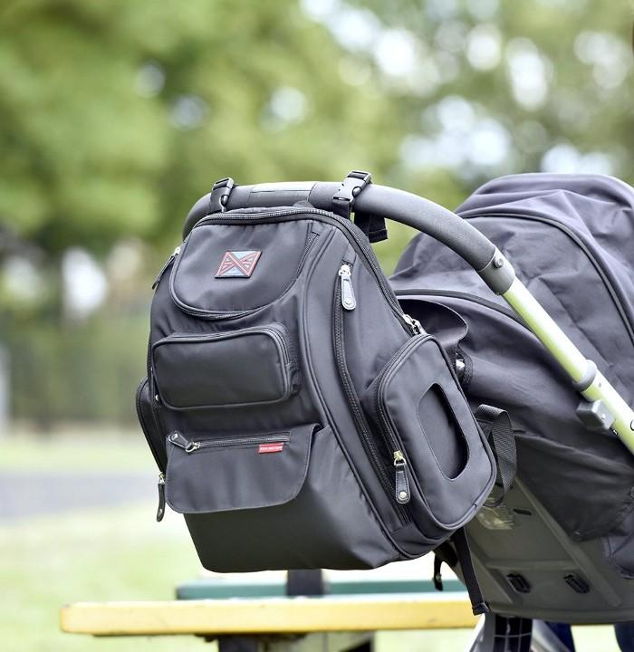 Bag Nation Diaper Bag Stroller Straps