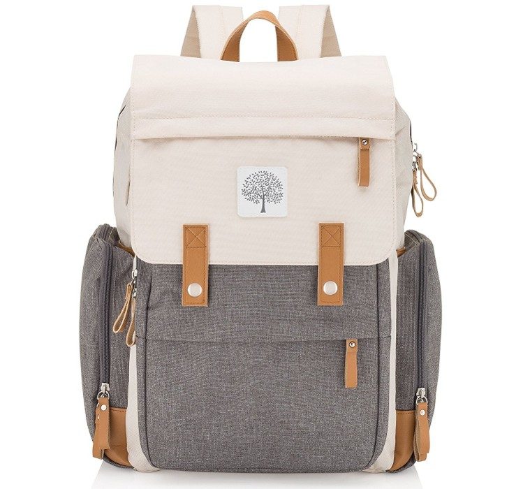 Parker Baby Co. Diaper Backpack