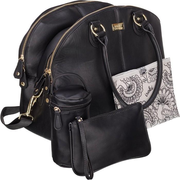 Isoki Madame Polly Diaper Bag
