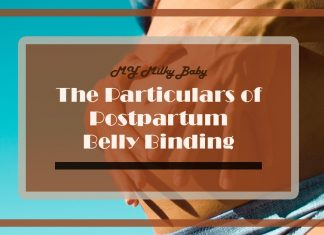 Particulars of Postpartum Belly Binding and Best Postpartum Belly Band Review Header