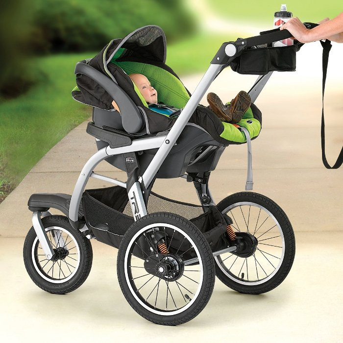 4 Best Off-Road Strollers of This Year : (8 Months to Toddler)