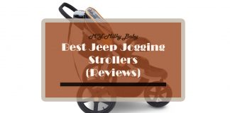 Best Jeep Jogging Stroller Reviews Header