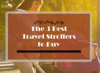 Best Lightweight Stroller For Travel Under 13 Pounds Header
