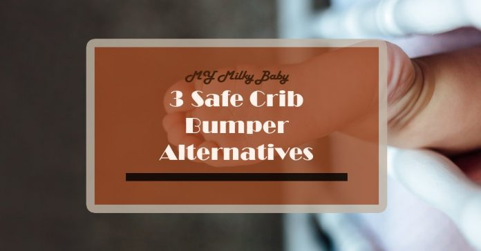 Sleep Well with these Safe Alternatives To Crib Bumpers Header