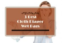 Getting the Best Wet Bags for Cloth Diapers Header