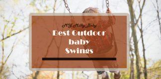 Here Is The BEST Baby Outdoor Swing Header