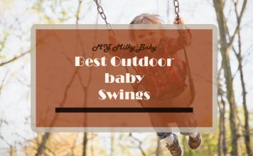 Here Is The BEST Baby Outdoor Swing Header