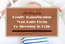 How To transitioning from co-sleeping to crib header