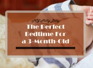 What Is An Ideal Bedtime For 3-Month-Old Baby Header