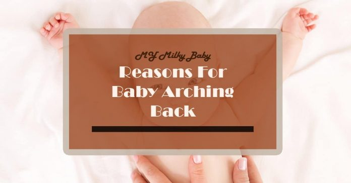 Suggestions To Stop Baby Arching Back While Sleeping Header
