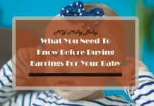 Things You Have To Know About The Best Earrings For Babies Header
