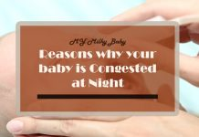 Baby Congested at Night Causes and Treatment That Work Header
