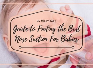 Your Ultimate Guide to Finding the Best Nose Suction For Babies Header V4