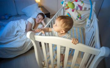 What to Do When Your Baby Wakes Up Every Hour at Night Header 2