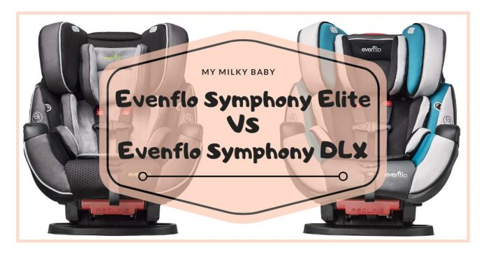 Evenflo Symphony Elite Vs DLX Which is The Better Choice Header