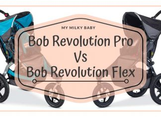 Bob Revolution Flex Vs Pro How To Choose The Bob Stroller header