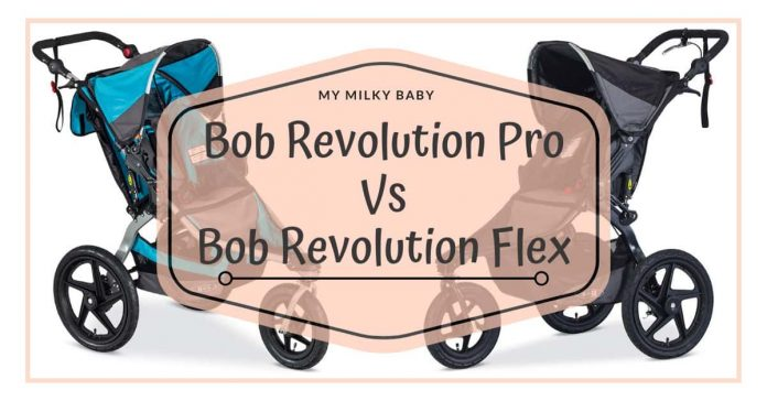 Bob Revolution Flex Vs Pro How To Choose The Bob Stroller header