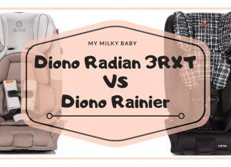 Diono Radian vs Rainier A Complete Review Header
