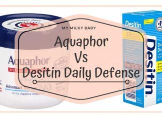 Soothing Diaper Rash Aquaphor vs Desitin Header