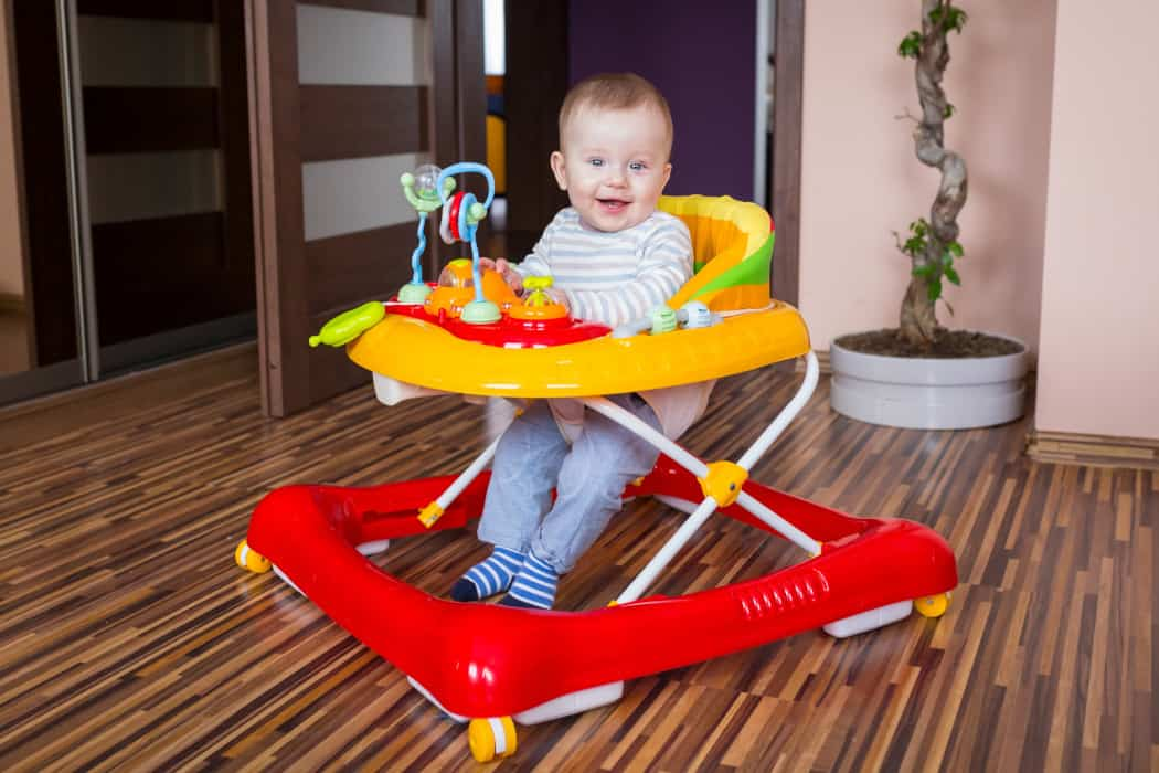 Protect Hardwood Floors From Scratches With These 3 Baby Walker With Rubber Wheels Header