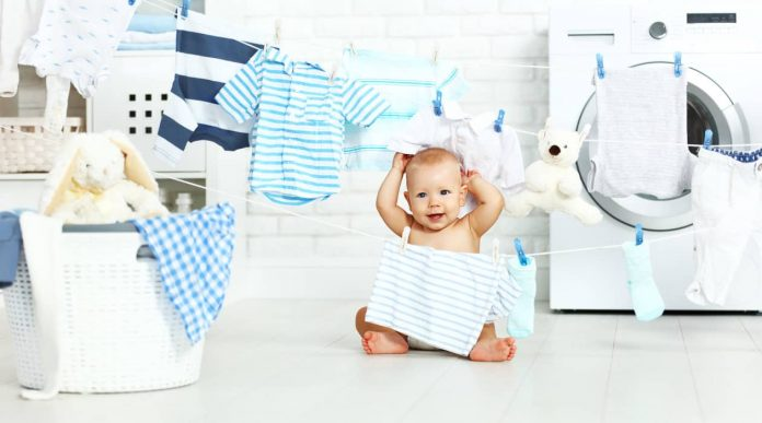 Can I Use a Baby Fabric Softener On My LO's Laundry Header 2