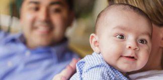 Baby Screams When Being Burped Header