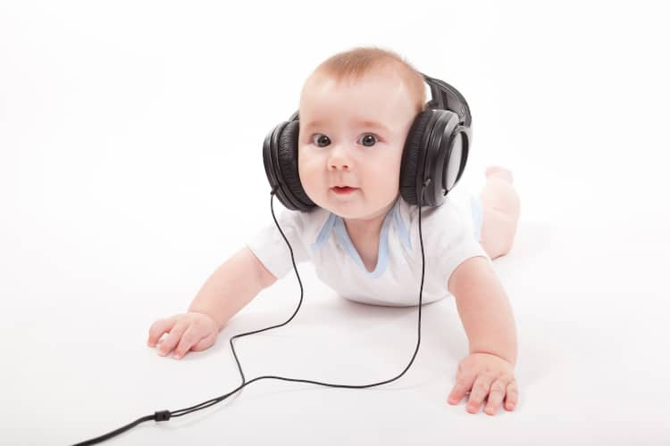 Babies Learn Sounds
